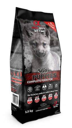 Alpha Spirit SOFT puppies 3kg