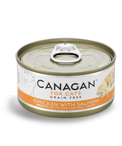 Canagan Chicken & Salmon 75g