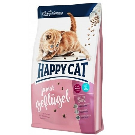 Happy Cat Junior chicken 10kg