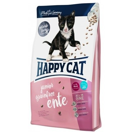 Happy Cat Junior grain free duck 4kg