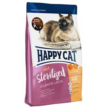 Happy Cat sterilised atlantik lachs 1,4kg
