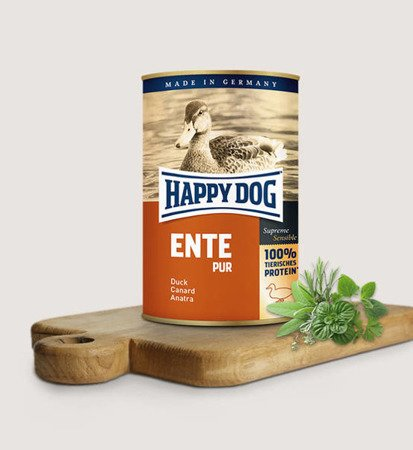 Happy Dog Ente 800g