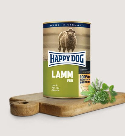 Happy Dog Lamm 400g