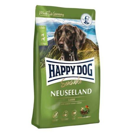 Happy Dog Sensible Neuseeland jagnięcina 4kg