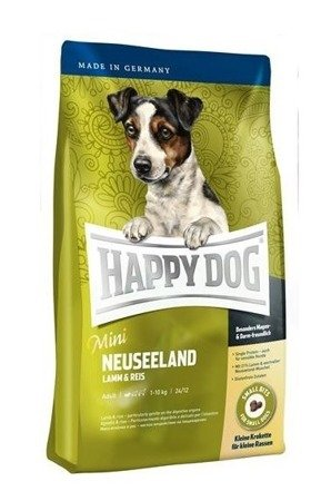 Happy Dog Sensible Neuseeland mini jagnięcina 8kg