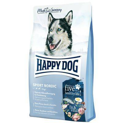 Happy Dog fit & vital Sport Nordic 14kg