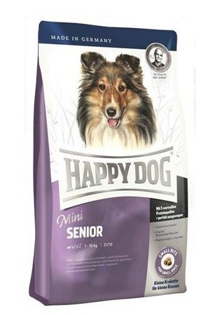 Happy Dog fit & well Senior mini 4kg