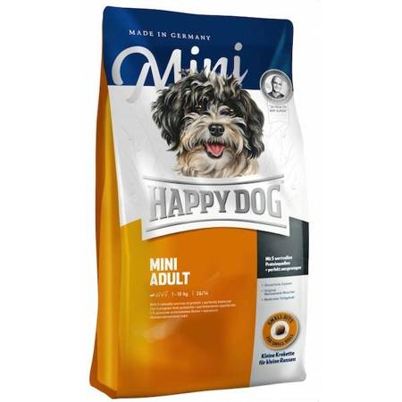 Happy Dog fit & well adult MINI 8kg