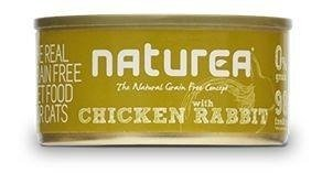Naturea grain free Chicken & Rabbit 85g