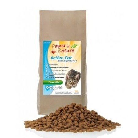 Power of Nature Active Cat Farm Mix organic 2kg