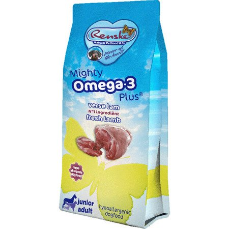 Renske Mighty Omega-3 Plus junior adult lamb 3kg