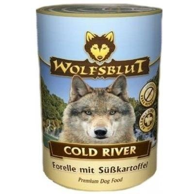 Wolfsblut Cold River 395g