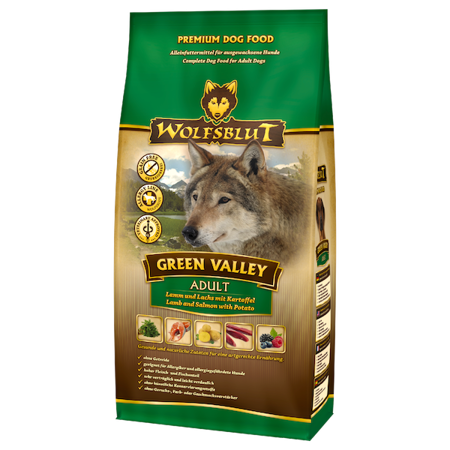 Wolfsblut Green Valley 2kg